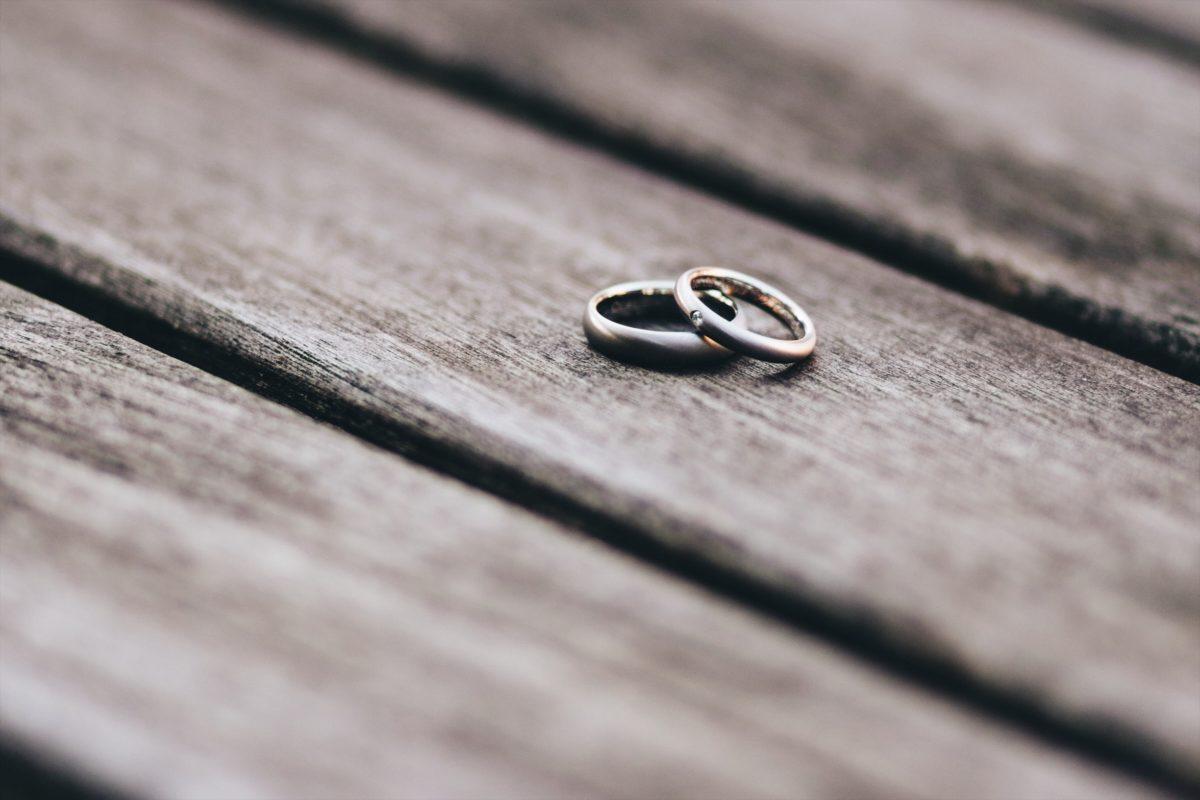 divorce marriage rings